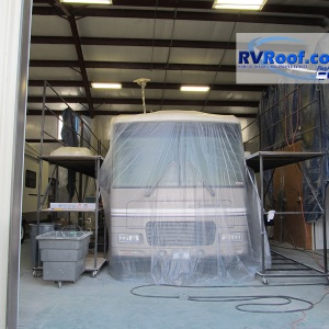 FlexArmor-roofs-are-completed-indoors-and-your-rv-protected